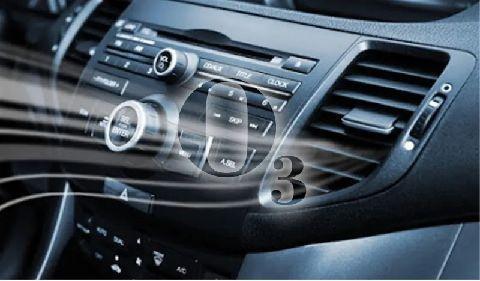 Higienização do ar condicionado automotivo