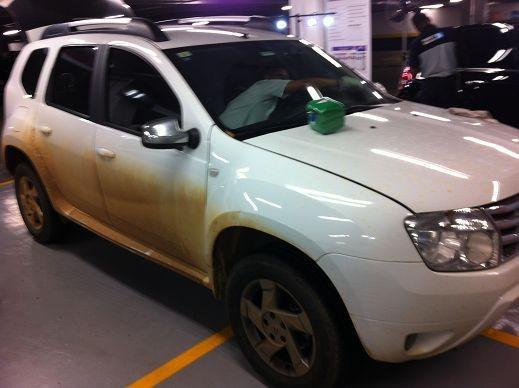 Lavagem ecológica automotiva