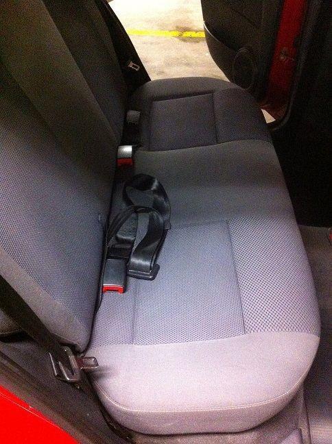 Limpeza automotiva interna