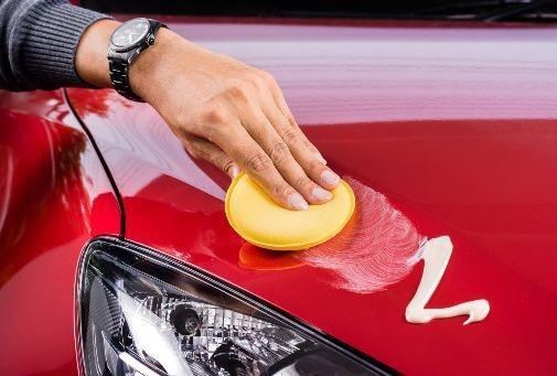 Proteção de pintura automotiva