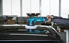 Revitalização de pintura automotiva